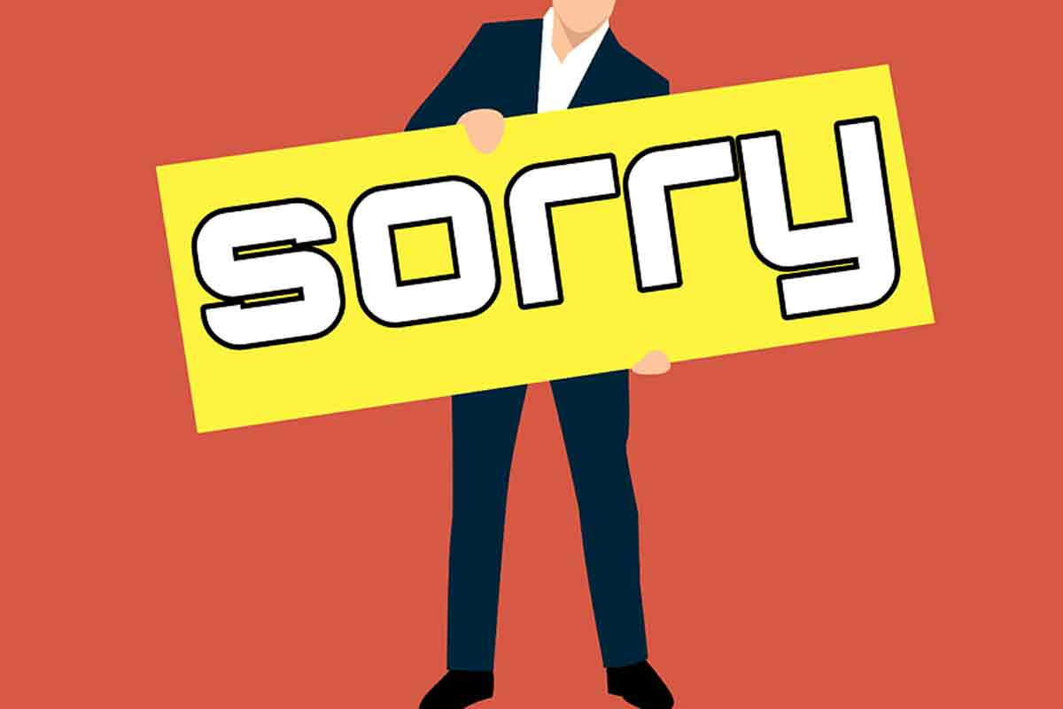 Why so Brits say Sorry so much?