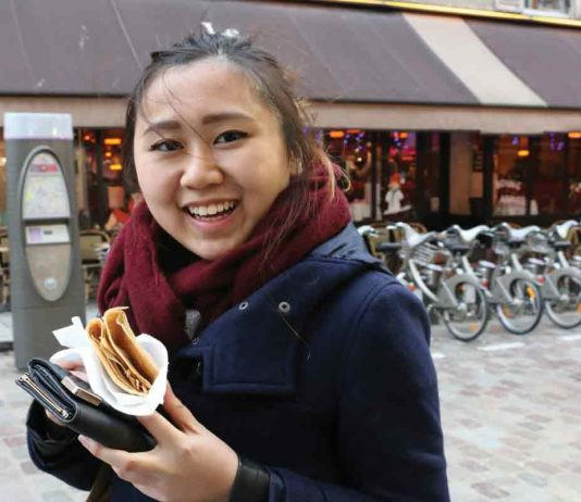 Teh Aik Tze is a student in the UK who has embarked on her culinary journey