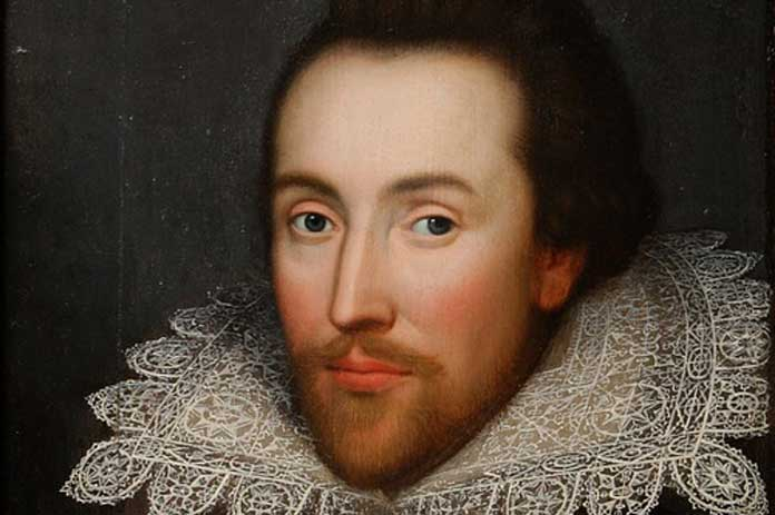 10 strange facts about Shakespeare