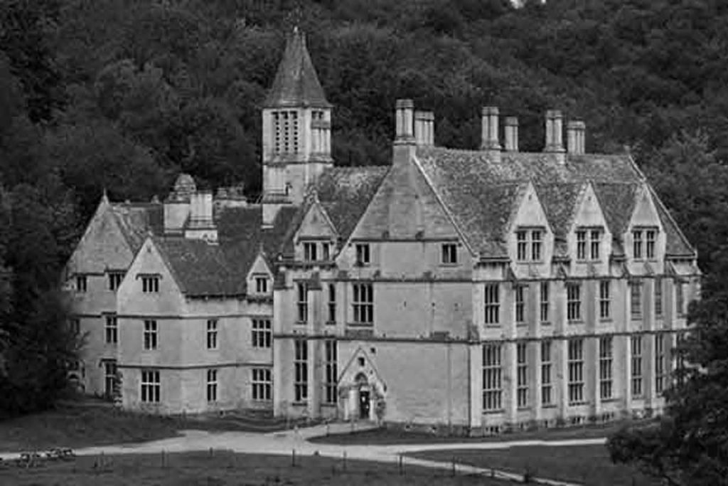 Woodchester Mansion is one of the ten most haunted places in the UK.