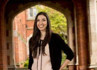 An inspiring Bulgarian student calls Belfast home