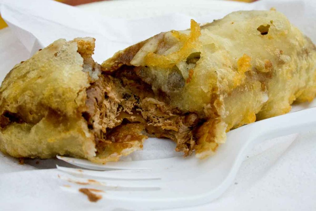 Deep fried Mars bar is a Glasgow speciality in our guide to Glasgow