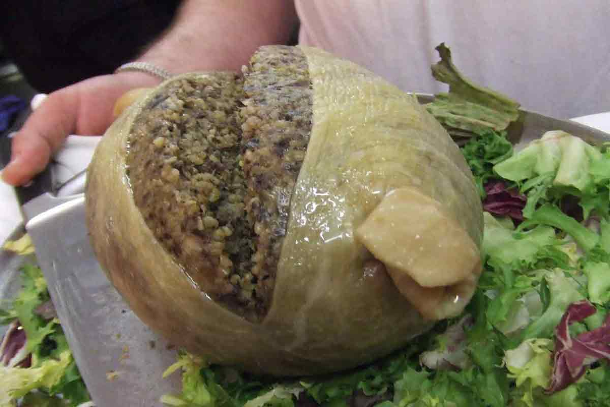 10 Fun facts about Haggis, a dish that is traditionally eaten the celebrate Burns Night.