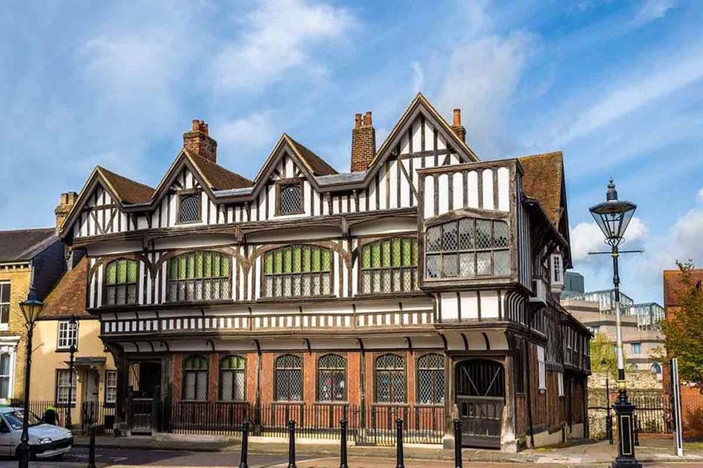 Visit the Tudor House, the most important historic building as introduced in our guide to Southampton