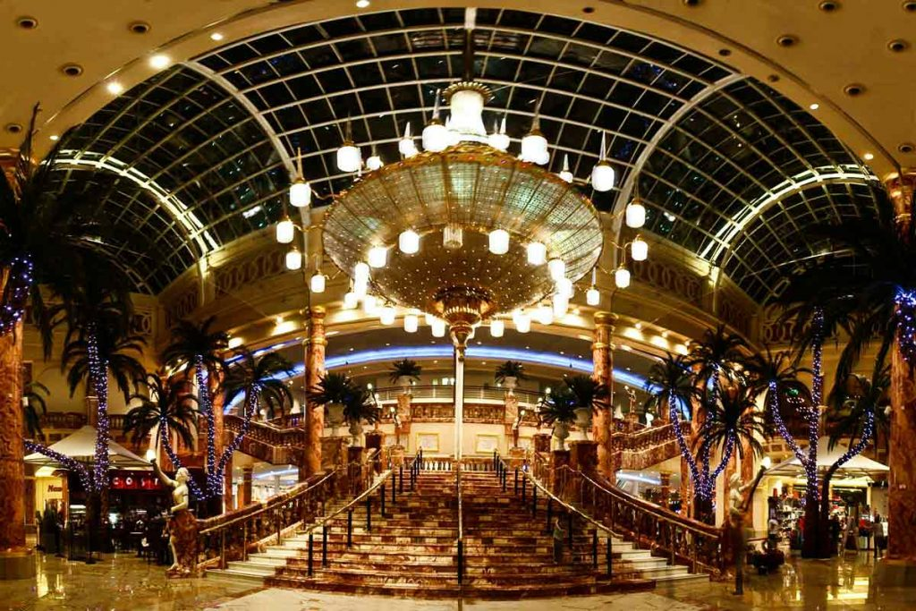 Trafford Square is a prime shopping spot as introduced in our guide to Manchester.
