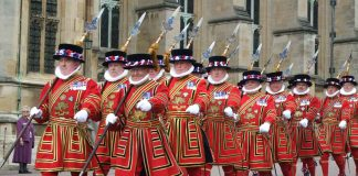 What-is-British-beefeater