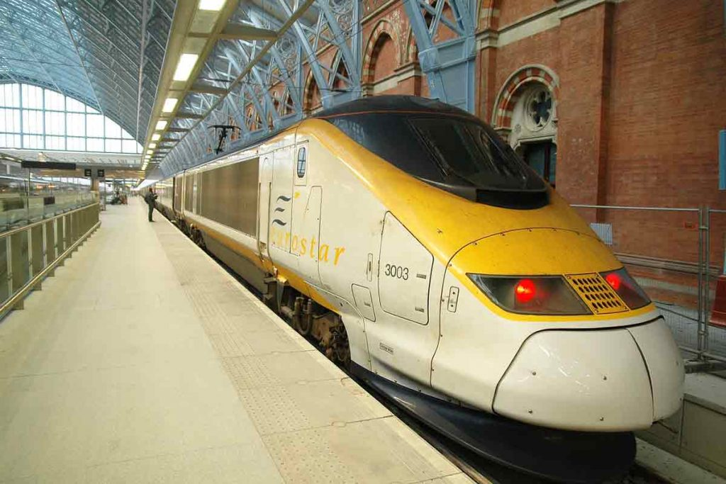 Taking Eurostar is a quick and easy way to travel to some European countries, such as France