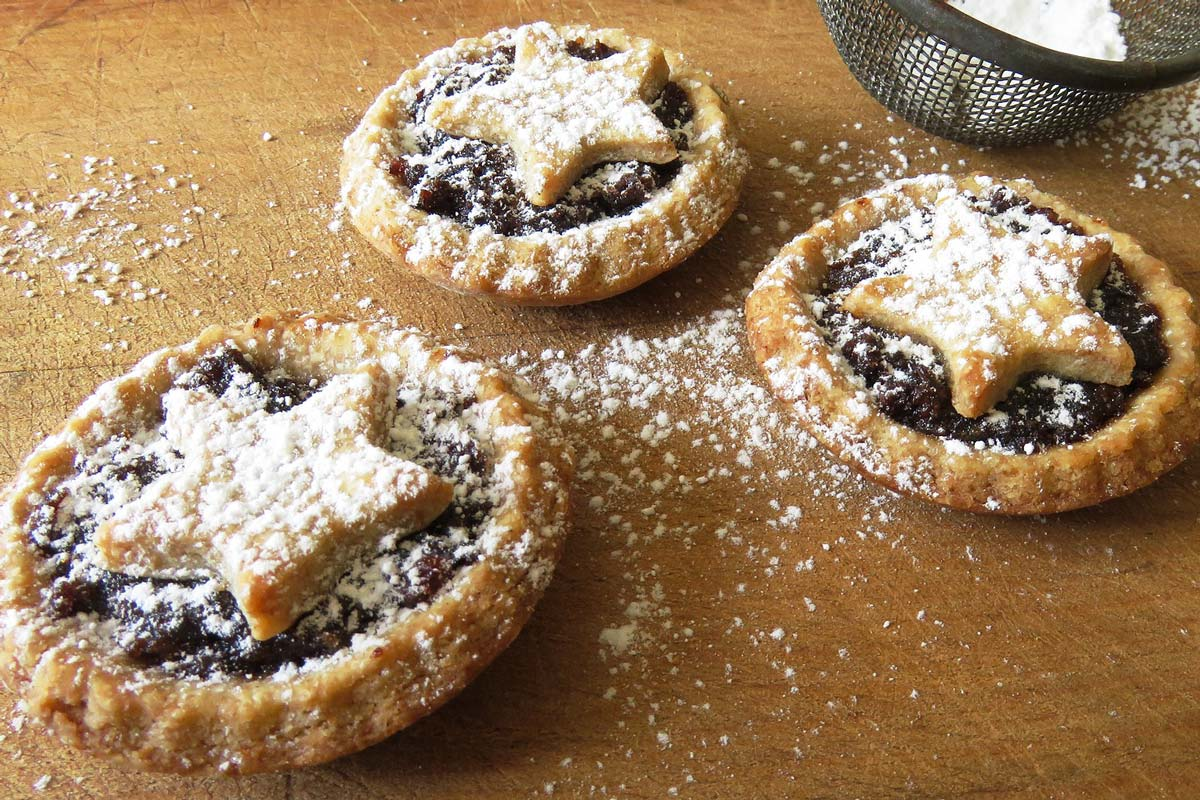 Christmas Pies.What Is A Mince Pie Great British Mag