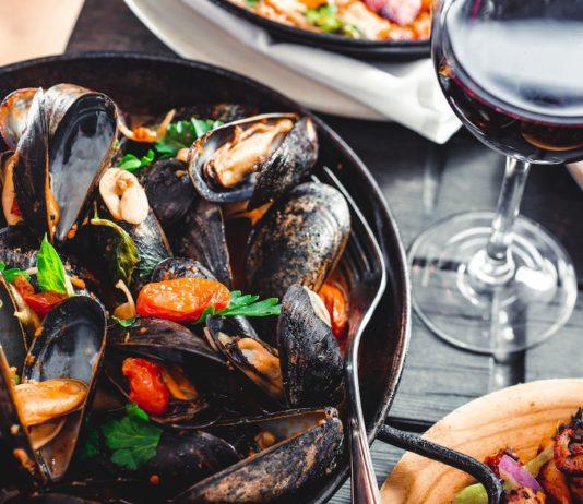 Seafood Swansea