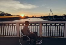 Navigating student life as a wheelchair user