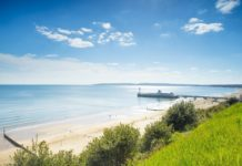 Bournemouth Pier. Photo credit: Bournemouth Tourism