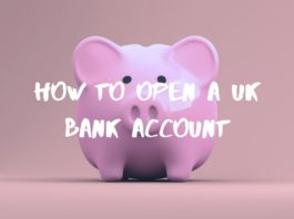How to open a bank account for students
