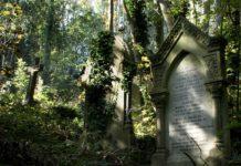 Beautiful Graveyards in the UK