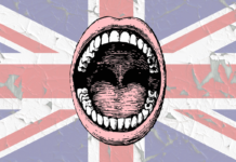 Brits and their teeth