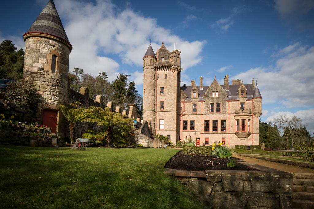 Belfast free Castle