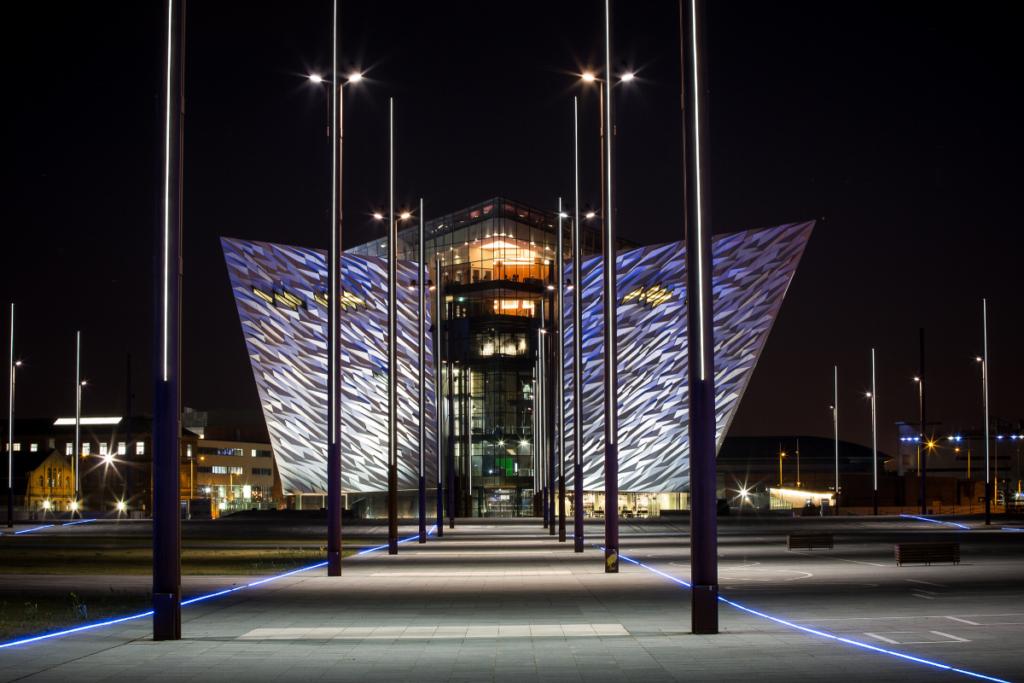 Belfast free Titanic Slipways