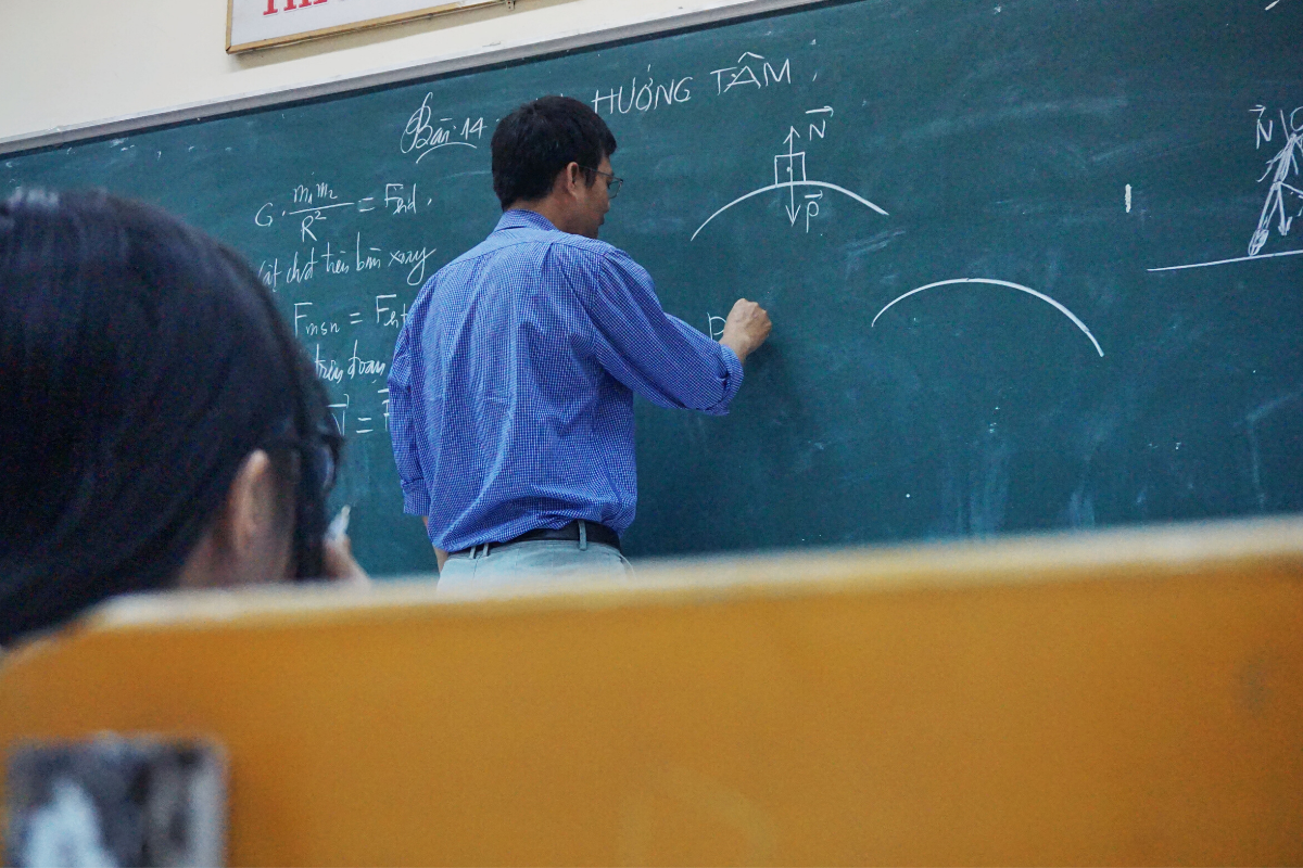 Why Brits call lecturers by their first name