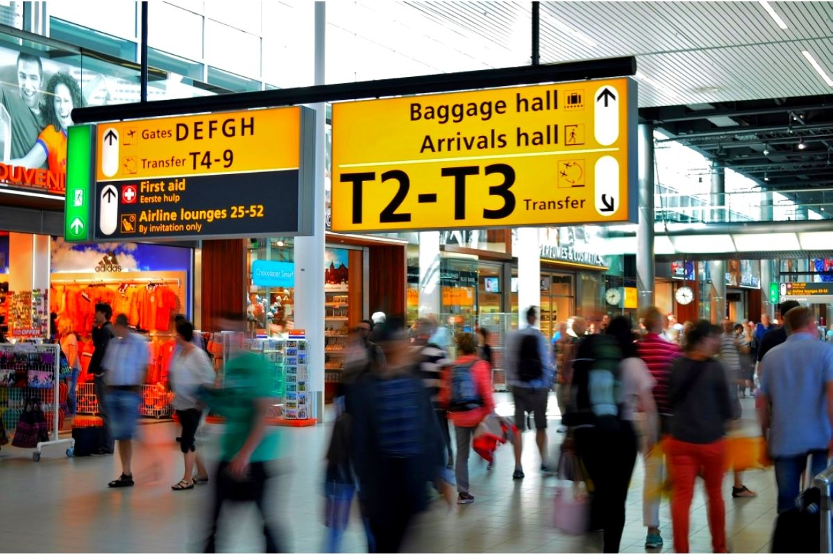 International student flights: What to do once you arrive in the UK