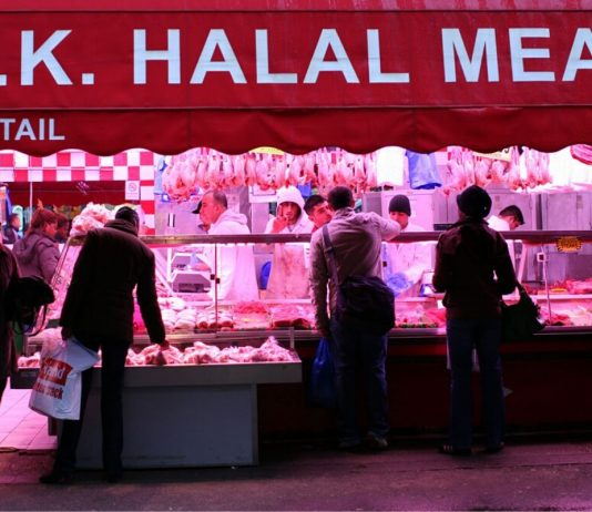 Where to buy halal meat and ready meals in the UK