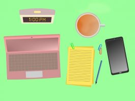 How to stay sand and healthy while studying remotely