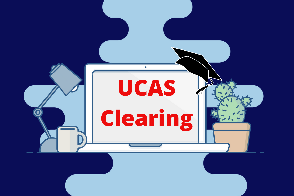 How does the university Clearing work in the UK