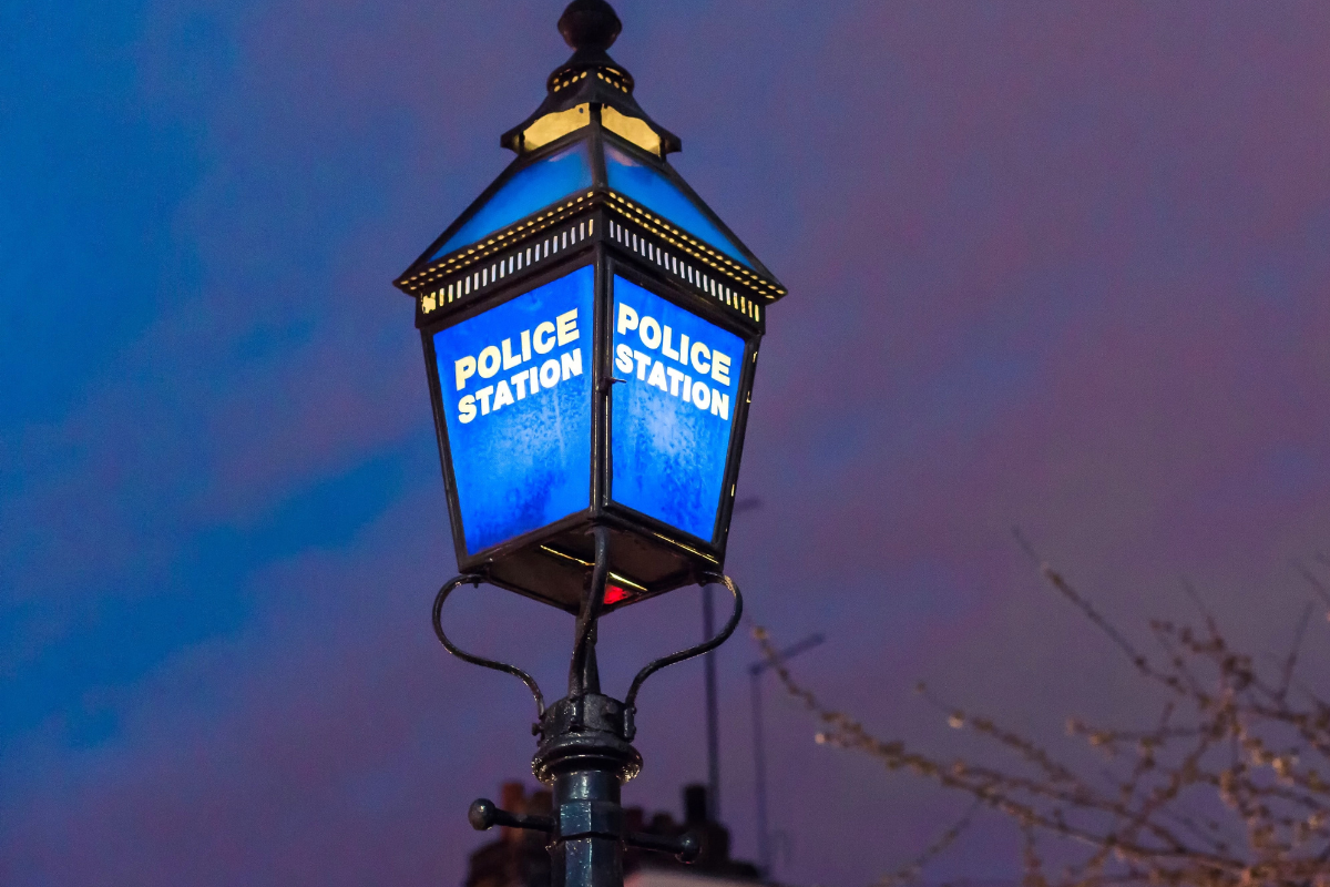 How to get a police registration certificate in the UK